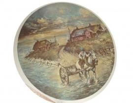 Transfer: Paard en kar