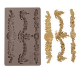 re-design silicone mould garland