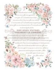 re-design decor transfers pure light floral