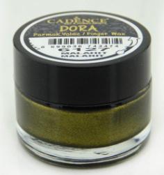 waterbased cadence dora  finger wax malachiet groen