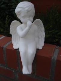S 2094 Medium duimzuig engel