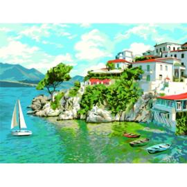 stadje aan zee