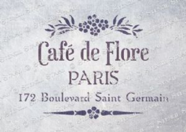 2 : Cafe de flore A4