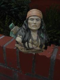 K 2705 Krijger buste