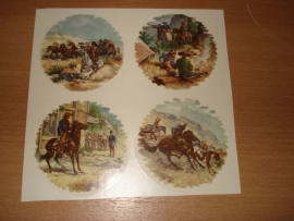 Transfer: Cowboy's en paarden