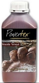 PT 0005 Powertex terracota