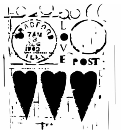 158 Love post
