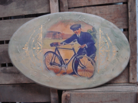 fietsovaal
