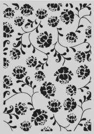 93 :Folklore bloemen