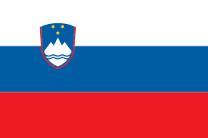 Vlag van Slovenie