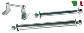 PIVOTS FOR ROLLERS