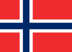 Vlag van Noorwegen