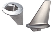 Anodes for MARINER engines