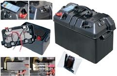 Accessories elektro buitenboordmotors