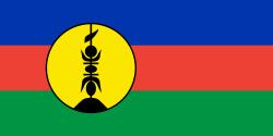 Vlag van Nieuw-Caledonie