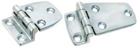 RVS SCHARNIER 53-69.5mm