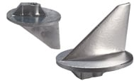 Anodes for MERCURY engines