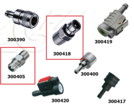 CONNECTOR VOOR HONDA MOTOREN (mannetje connector)