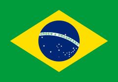 Vlag van Brazilie