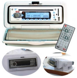 "DVD/CD/USB/SD ""GME GD9620W"" RADIO"