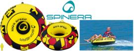 Waterskis, wakeboards, fun tubes etc