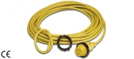 MARINCO POWER KABEL MET STOPCONTACT