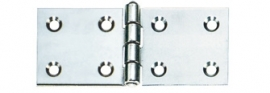RVS SCHARNIER 110mm