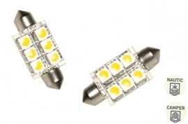 6 LED SV TORPEDO LAMP