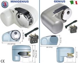 Ankerlieren en onderdelen