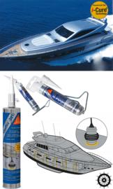 SIKAFLEX® - 291i Zwart 300ML