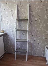 Decoratie ladder 170x40x16