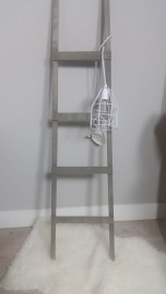 Fruit ladder 150x40 taupe