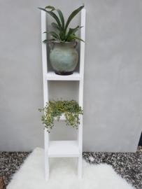 ladder 130x30 wit