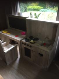 keukentje 80x110x40 loogbeits