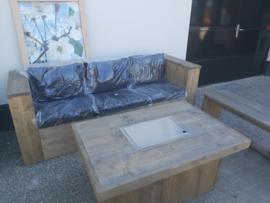 Loungebank 220cm