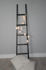 Fruit ladder 170x40 zwarte beits