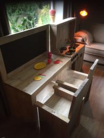 speeltafel 100x110x40 loogbeits zonder stoeltjes
