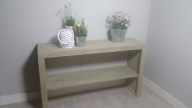 sidetable 150x90x40 stone wash