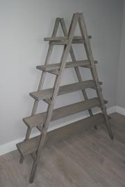 schaartrap met planken 170x110 ONBEHANDELD