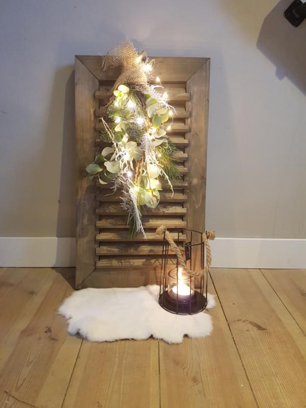 kerst toef met verlichting