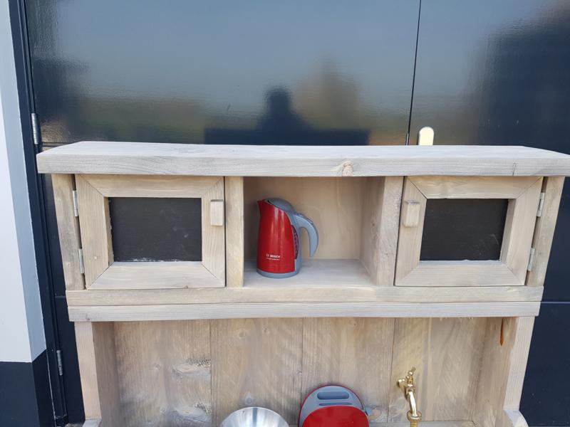 opzetstuk voor keukentje van 80x90x40