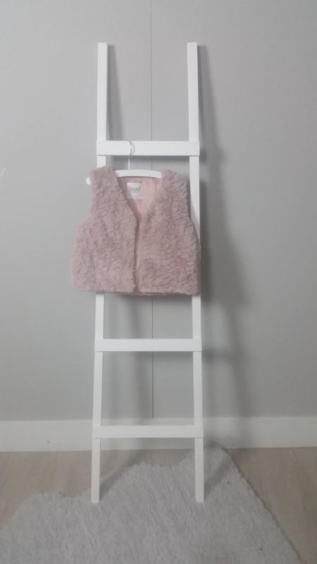 Fruit ladder 150x40 wit