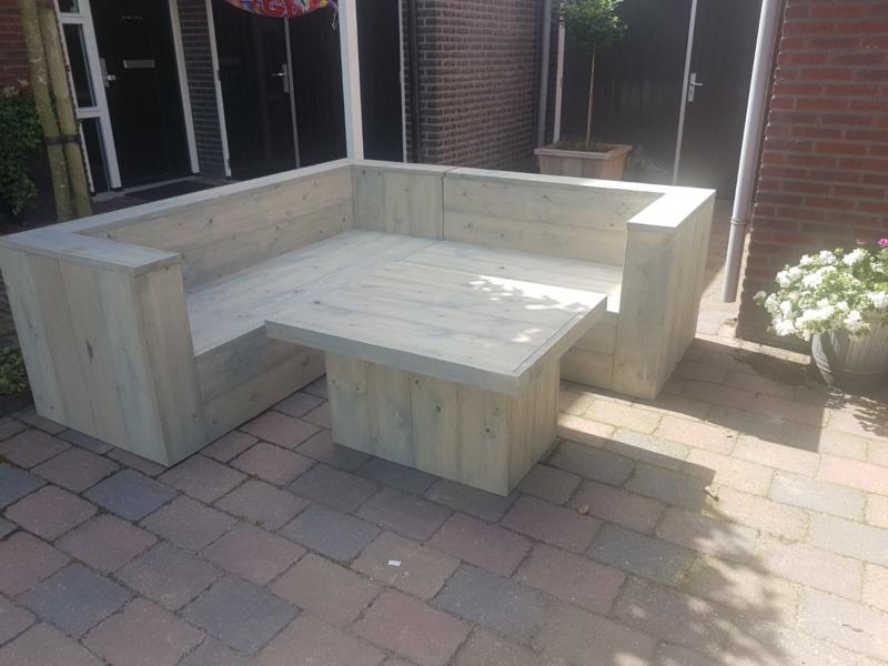 hoge tafel 120x80x57