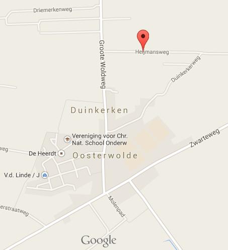 Heijmansweg 2 Oosterwolde