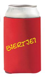 Can cooler - blikjeskoelers inclusief  kleuren bedrukking (min. 400 stuks)