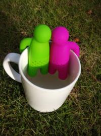 Silikon Mr Tee infuser | EIZOOK Coole Sachen und mehr