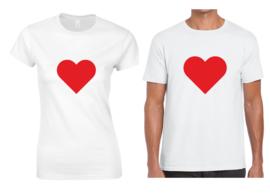 T shirt Hart voor Zorg