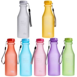 Personalized BPA free bottles