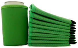 2 x Collapsible can cooler holder top seam