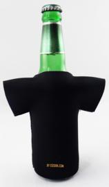 6 Sport shirt beer bottle cooler - printed